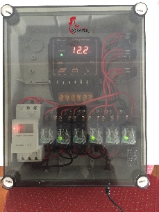 ChickenSentry -Chicken Door Opener Controller - 1 Single Door